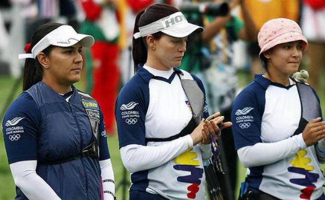 De-izquierda-a-derecha-Maira-Sep--lveda-Natalia-S--nchez-y-Ana-Mar--a-Rendon-deportistas-colombianas.