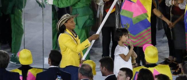 Resumen de la Jornada de Colombia en Rio 2016