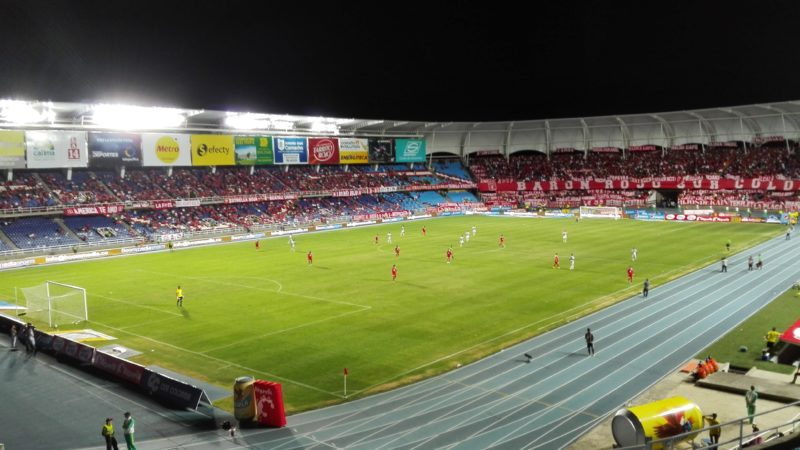 América goleó al Atlético en el Pascual