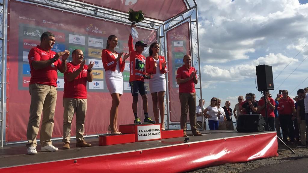 Nairo quintana Vuelta a España