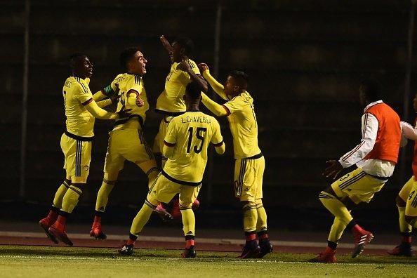 Colombia le ganó a Brasil y el sueño de Corea sigue vivo