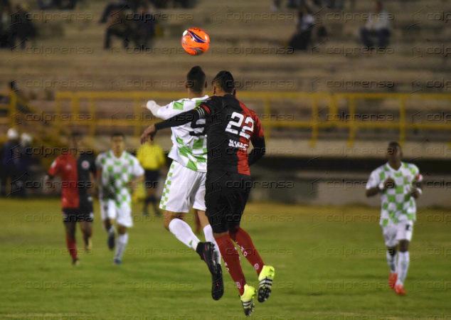 Cucuta dejó frío al Chicó en el arranque del Torneo Aguila