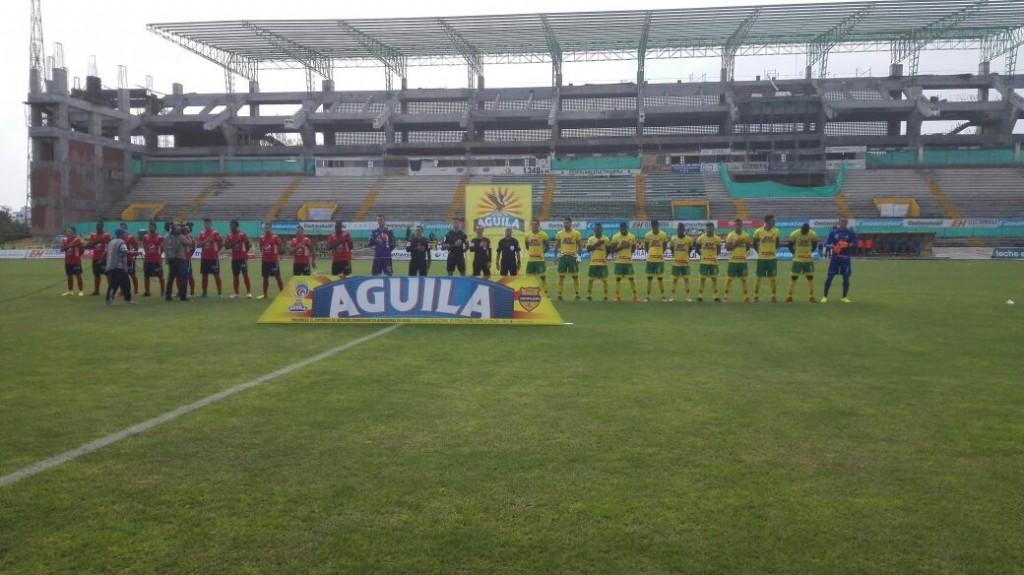 Huila vs Medellin