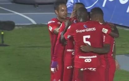 ((Goles)) América empató con Orsomaso en la segunda fecha de la Copa Aguila