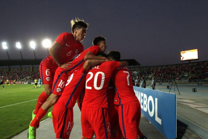 Colombia perdió en su segunda salida en el Sudamericano sub 17