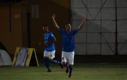 Orosmarso ganó y es líder de su grupo en Copa Aguila