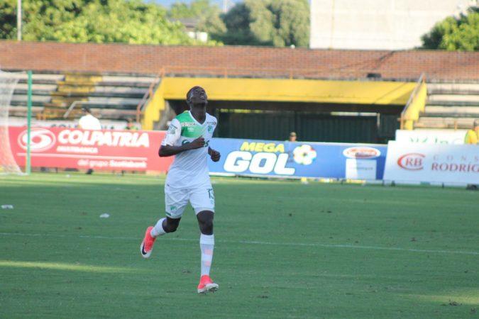 Los goles del 2-2 entre Huila y Depotivo Cali