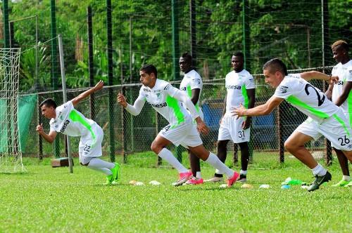 Deportivo Cali visita a Cúcuta por la ida de los octavos de la Copa Águila