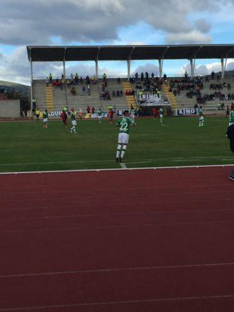 Deportivo Cali empató con el Cúcuta en la ida de los octavos en Copa Aguila