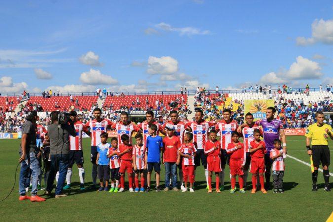 El polémico gol del Junior ante Jaguares