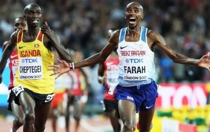El gran Mo Farah, se queda con la primera medalla del Mundial de Atletismo