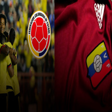 venezuela-vs-Colombia