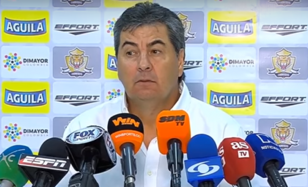 """Vamos a seguir luchando hasta que tengamos vida"" Jorge 'Polilla' Da Silva"