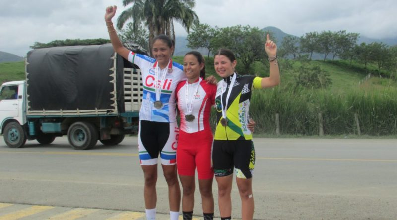 Cali dominó en ciclismo en Departamentales