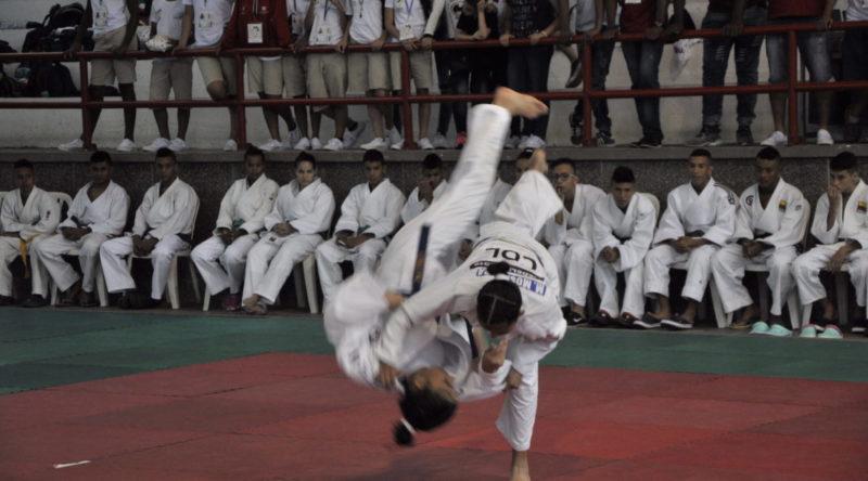 Judo entregó primeras medallas en Cartago