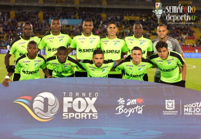 En imágenes el empate a cero entre Deportivo Cali y Millonarios