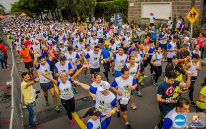 Lanzamiento de la 10K Verde y el Calendario deportivo 2018 Juancho Correlón