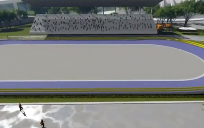 Coldeportes aportará más de 2 mil millones para la remodelación de Patinódromo Mundialista en Cali