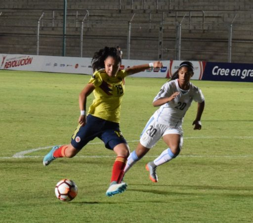 Colombia empata con Uruguay y se clasifica al Mundial Femenino Sub-17