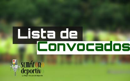 La ausencia de Danny Rosero es la máxima novedad en la lista de convocados del Deportivo Cali para visitar a Jaguares