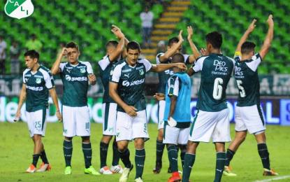 Sufriendo más de la cuenta, el Deportivo Cali celebró ante Alianza Petrolera