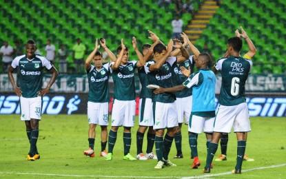 Deportivo Cali visita a Jaguares en busca de ratificar su lugar en las finales
