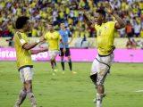 Yerry Mina y Juan Guillermo Cuadrado se unieron a la Selección Colombia
