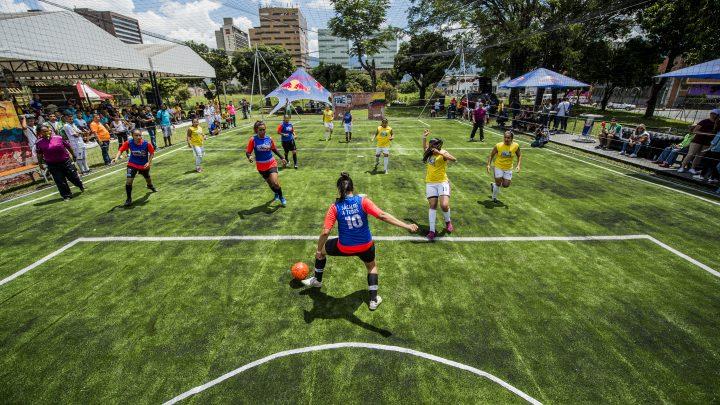 Las caleñas de Atlético Jireth con tiquete a Brasil