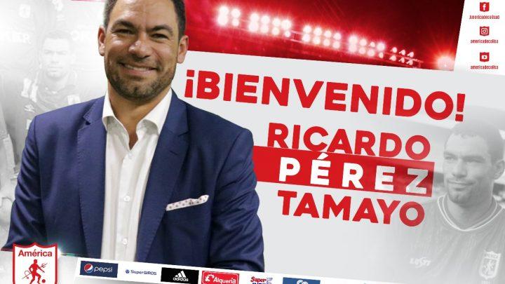 Ricardo Pérez nuevo presidente del América de Cali