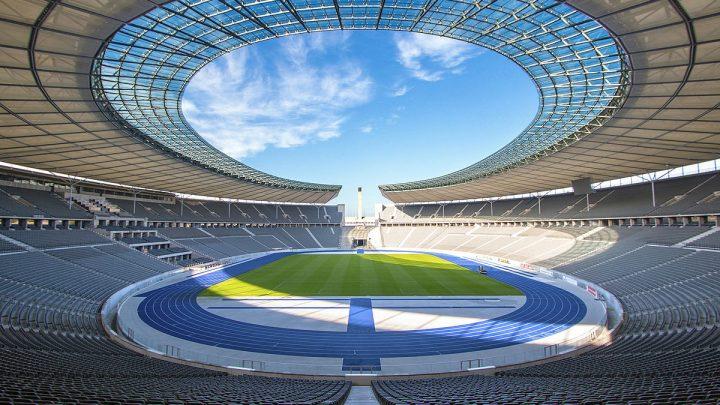 En imágenes el Estadio Olímpico de Kiev donde se jugará la final de la Champions