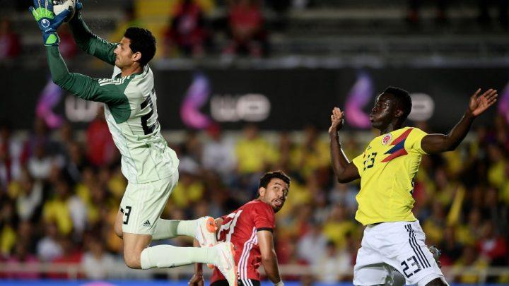 En imágenes: El empate entre Selección Colombia y Egipto