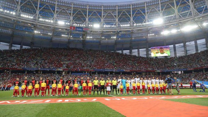 Los goles con que Suiza y Costa Rica empatan