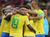El gol de Thiago Silva para Brasil