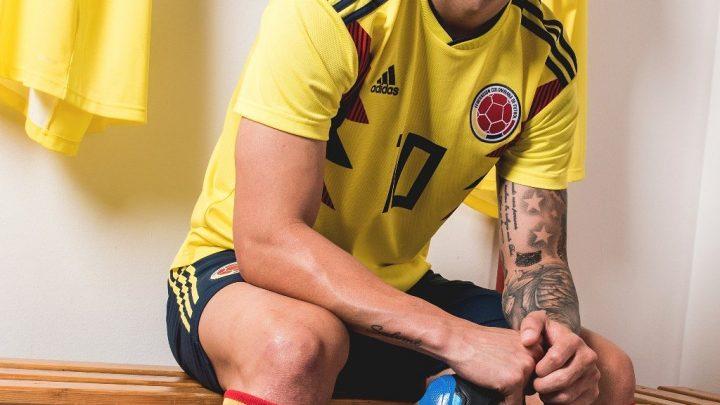 Sin James Rodríguez por lesión, así es la alineación de Colombia ante Japón