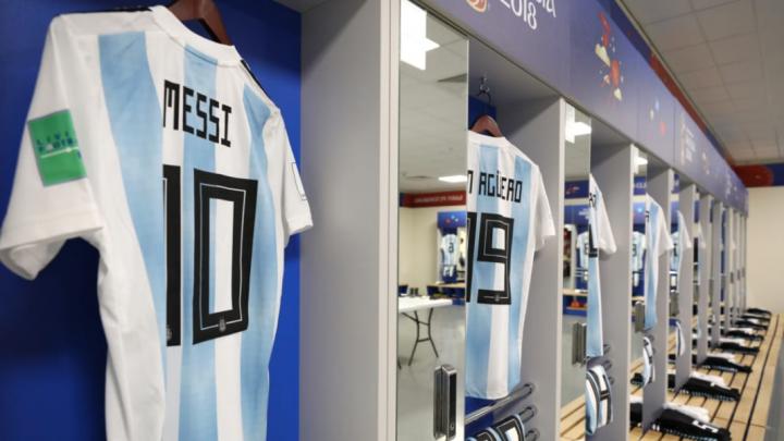 Argentina se juega más que la historia ante Nigeria