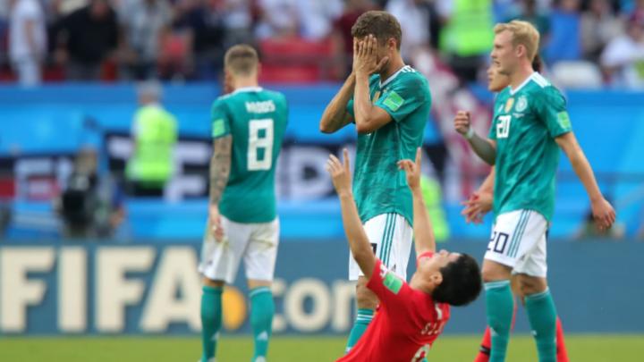 Corea del Sur con éstos goles eliminó a Alemania