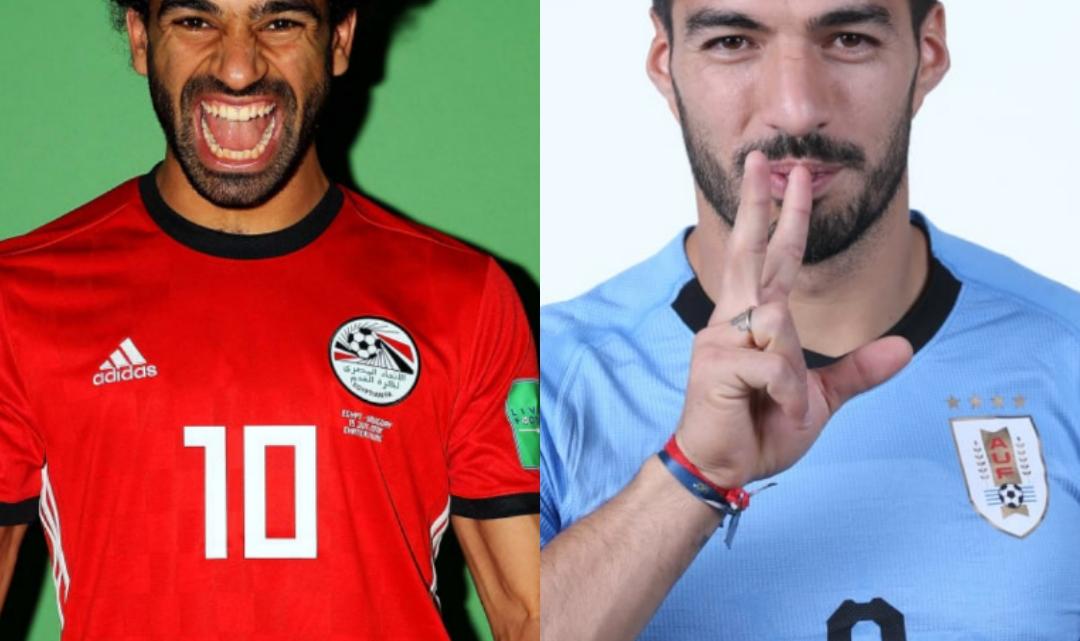 Uruguay debuta en el Mundial frente a Egipto de Mohamed Salah