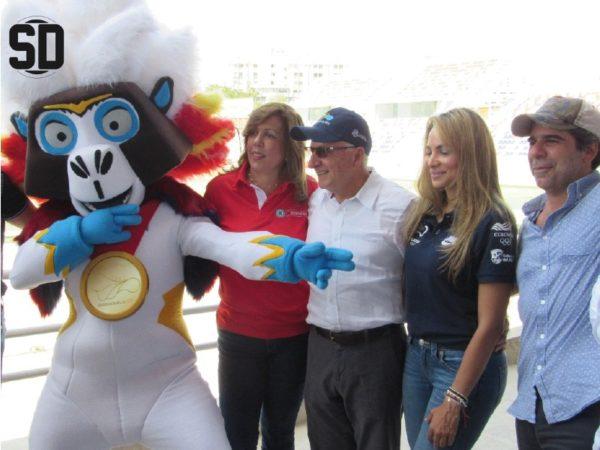 En imágenes el avance de los escenarios para los Juegos Centroamericanos y del Caribe 2018 en Barrranquilla