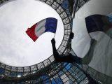 Con éstos goles Francia le gana a Uruguay