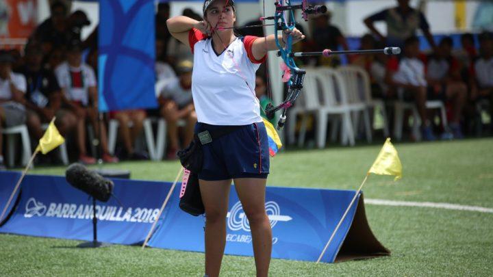 Sara López ganó el oro 79 de Colombia