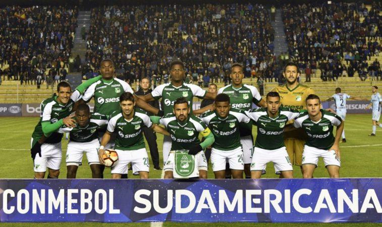 Deportivo Cali tras vencer a Bolívar hace historia y sigue en Copa Sudamericana