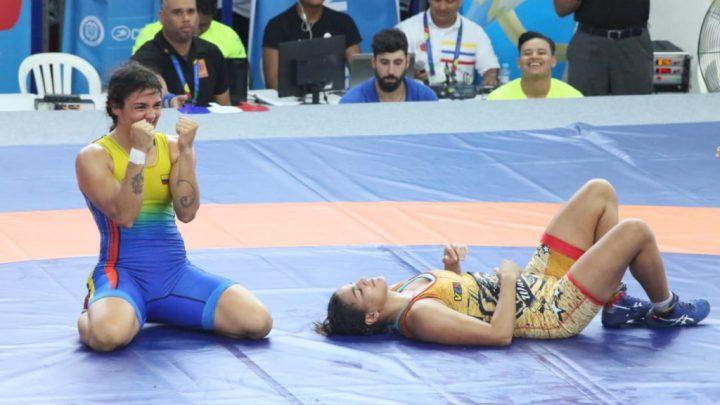 Colombia llegó a 65 oros, a dos días del cierre de competencias