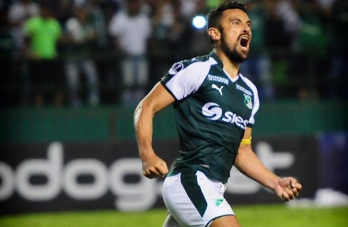 Andrés Pérez sancionado de oficio