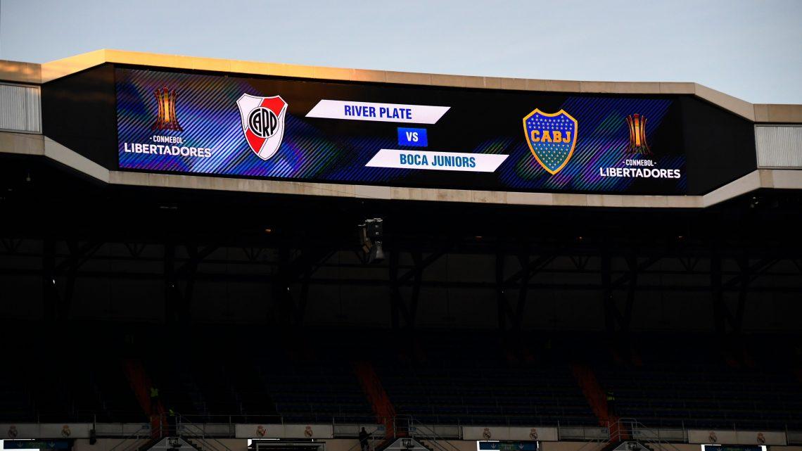 Se define el Campeón: River Plate vs Boca Juniors