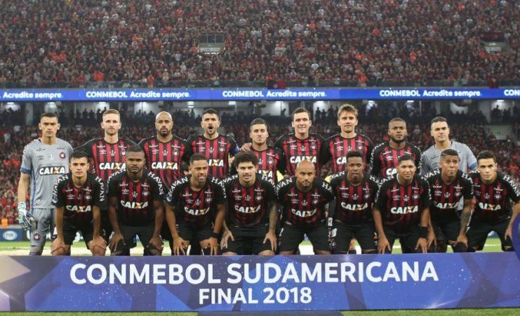 Atlético Paranaense se consagró campeón ante Atlético Junior