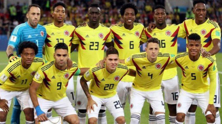 Selección Colombia perdió un puesto el ranking FIFA
