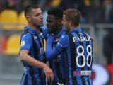 Duvan Zapata marcó 4 goles con el Atalanta en 29 minutos