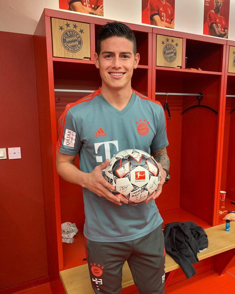 Show de James Rodríguez en Alemania: hizo 3 goles con el Bayern