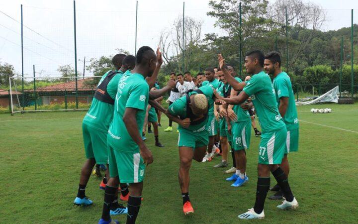 Jhon Vásquez llegará a reforzar la delantera del Deportivo Cali