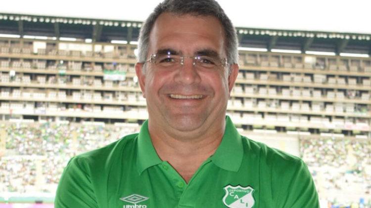 Juan Fernando Mejía, vicepresidente del Deportivo Cali, nuevo miembro de la FCF